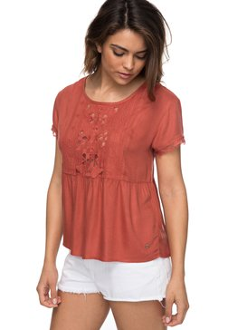 In The Morning - Short Sleeve Blouse  ERJWT03199
