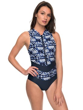 ROXY Fitness Colorblock - One-Piece Swimsuit  ERJX103106