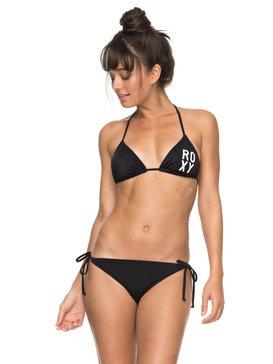 Roxy Salty ROXY - Tiki Tri Bikini Set - Bikini Tiki Tri - Femme - XS Réductions À Bas Prix aroGdxMQRP