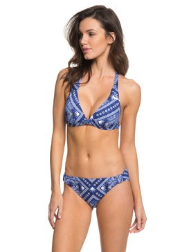 ROXY Essentials - Halter Bikini Set  ERJX203246