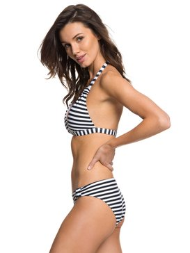 ROXY Essentials - Halter Bikini Set for Women  ERJX203246