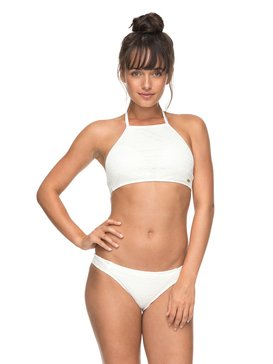 Surf Memory - Crop Top Bikini Set  ERJX203255