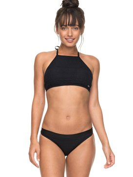 Surf Memory - Crop Top Bikini Set  ERJX203256