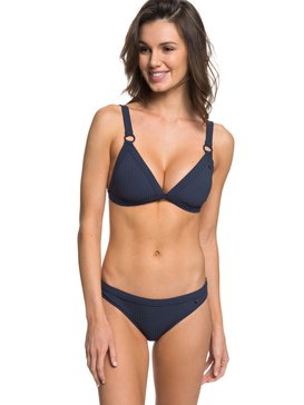 Waves Only - Fixed Tri Bikini Set  ERJX203257