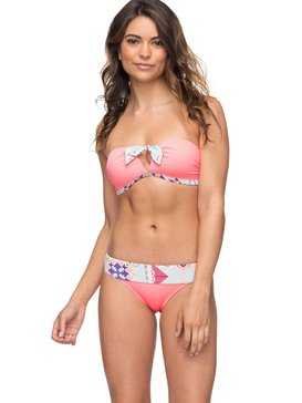 Aloha ROXY - Bandeau Bikini Set  ERJX203263