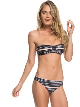 Pop Swim - Bandeau Bikini Set  ERJX203275