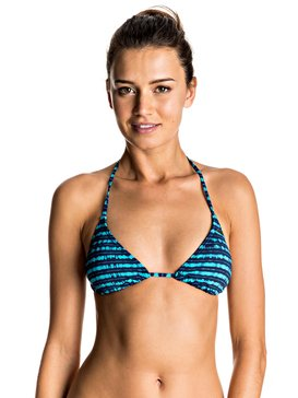 Pop Swim - Tiki Tri Bikini Top  ERJX303391