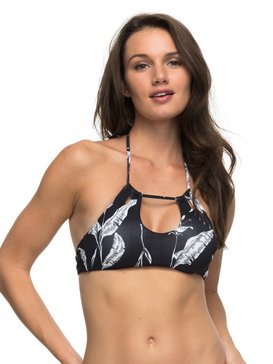 Strappy Love - Crop Bikini Top for Women  ERJX303521