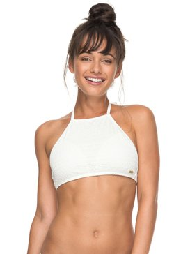 Surf Memory - Crop Bikini Top for Women  ERJX303592