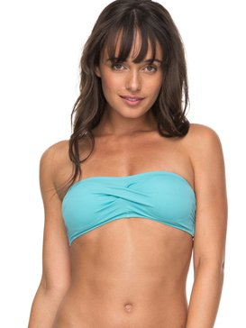 ROXY Essentials - Bandeau Bikini Top for Women  ERJX303613