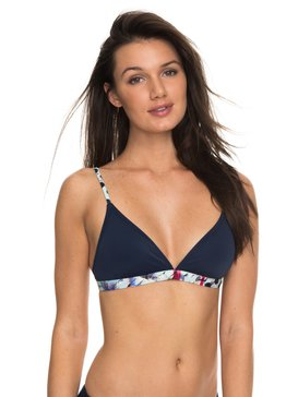 Pop Surf - Fixed Tri Bikini Top  ERJX303649