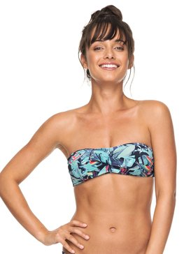 ROXY Essentials - Bandeau Bikini Top for Women  ERJX303657