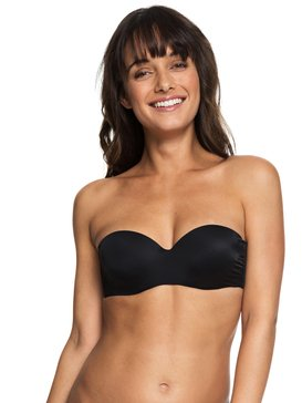 Beach Basic - Underwired Bandeau Bikini Top  ERJX303719