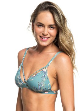 Softly Love - Reversible Fixed Tri Bikini Top for Women  ERJX303724