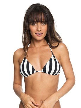 Beach Basic - Tiki Tri Bikini Top for Women  ERJX303763