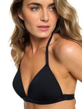 Beach Classics - Moulded Triangle Bikini Top for Women  ERJX303828