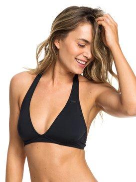 Beach Classics - Halter Bikini Top for Women  ERJX303832