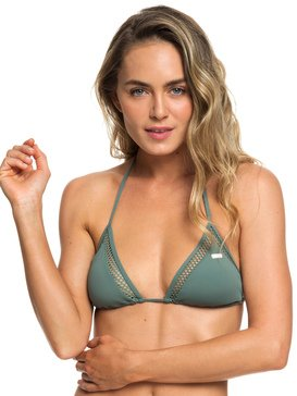 Garden Summers - Tiki Tri Bikini Top for Women  ERJX303846