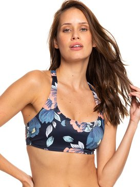 ROXY Fitness - Sports Bra Bikini Top for Women  ERJX303851