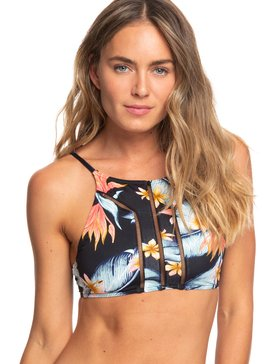 Dreaming Day - Crop Top Bikini Top for Women  ERJX303870