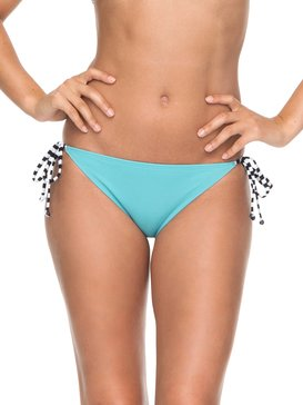 ROXY Essentials - Scooter Bikini Bottoms for Women  ERJX403553