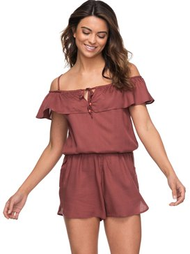 WESTERN HOLIDAY ROMPER  ERJX603112