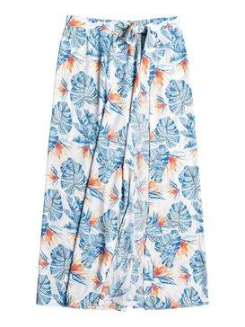 Free As Waves - Maxi Wrap Skirt  ERJX603152