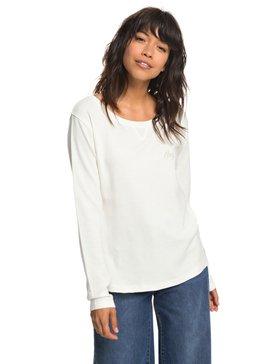 Cold Blue Rain - Long Sleeve T-Shirt for Women  ERJZT04366