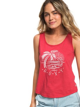 Red Lines - Vest Top for Women  ERJZT04473
