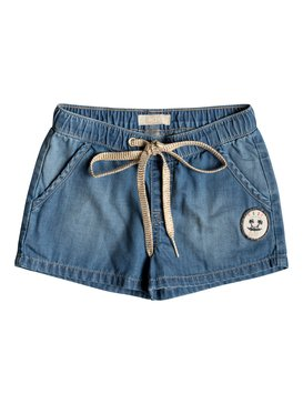 Timeless - Denim Shorts for Girls 2-7  ERLDS03034