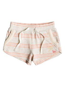 Mystery Sun - Sweat Shorts for Girls 2-7  ERLFB03058
