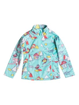 Cascade Little Miss - Half-Zip Polar Fleece for Girls 2-7  ERLFT03108