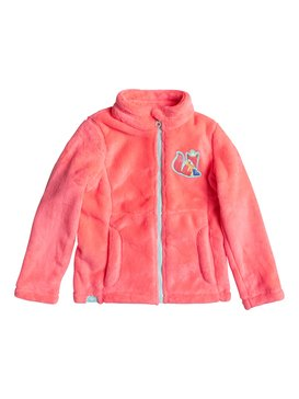 Igloo - Zip-Up Faux-Fur Fleece for Girls 2-7  ERLFT03109