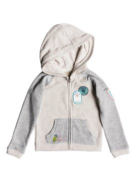 Feeling Better - Zip-Up Hoodie for Girls 2-7  ERLFT03131
