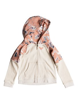 Sky And Sand - Zip-Up Hoodie for Girls 2-7  ERLFT03156