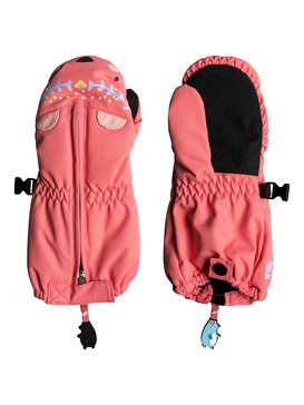 Snow's Up - Ski/Snowboard Mittens for Girls 2-7  ERLHN03005