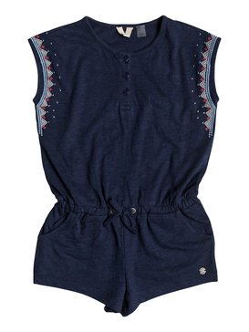 Define The Future - Sleeveless Romper for Girls 2-7  ERLKD03040