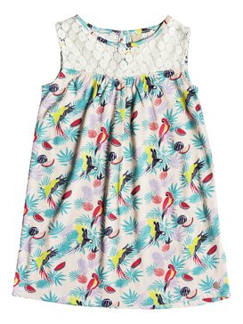 Single Soul - Sleeveless Dress for Girls 2-7  ERLKD03042
