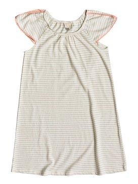 Missing You - Short Sleeve Dress for Girls 2-7  ERLKD03063