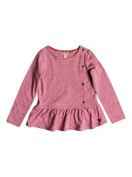 Love Is Bright - Long Sleeve Top for Girls 2-7  ERLKT03059
