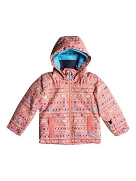 Mini Jetty - Snow Jacket for Girls 2-7  ERLTJ03009
