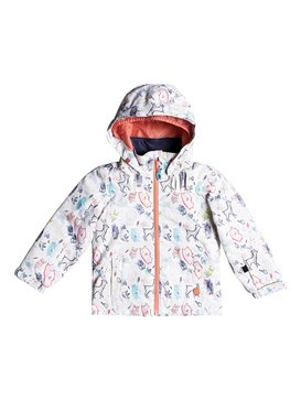 Mini Jetty - Snow Jacket for Girls 2-7  ERLTJ03009
