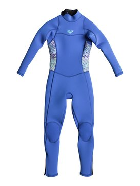 3/2mm Syncro Series - Back Zip Wetsuit for Girls 2-7  ERLW103000