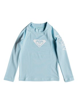 Whole Hearted - Long Sleeve UPF 50 Rash Vest for Girls 2-7  ERLWR03075