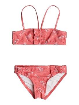 Palmy Tiny - Bandeau Bikini Set  ERLX203020
