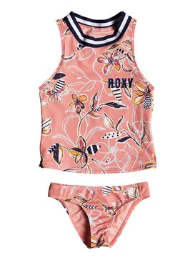 LET S BE ROXY TANKINI SET  ERLX203057
