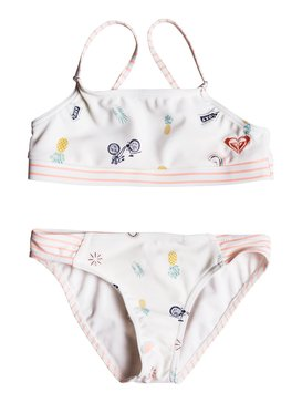 COME ON BOARD CROP TOP SET  ERLX203063