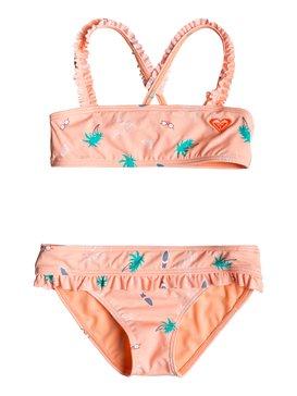 Salty But Sweet - Bandeau Bikini Set for Girls 2-7  ERLX203074