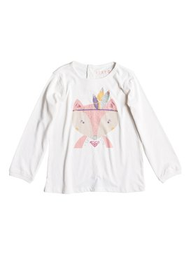 Rise To Me Fox Head - Long Sleeve T-Shirt  ERLZT03046