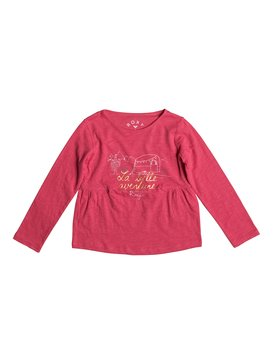 Let's Drive Away - Long Sleeve Top  ERLZT03086